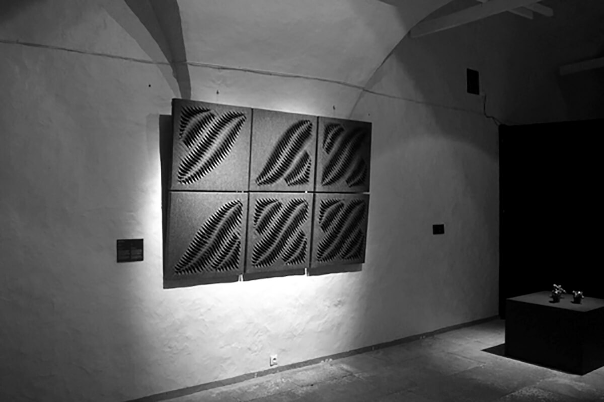 Acoustic wall panels FERN are chosen to the main exhibition of the international 7th Tallinn Applied Art Triennial.