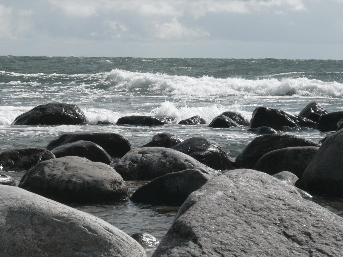 Katrin Kabun, Rand, Vahutav mererand Ristnas