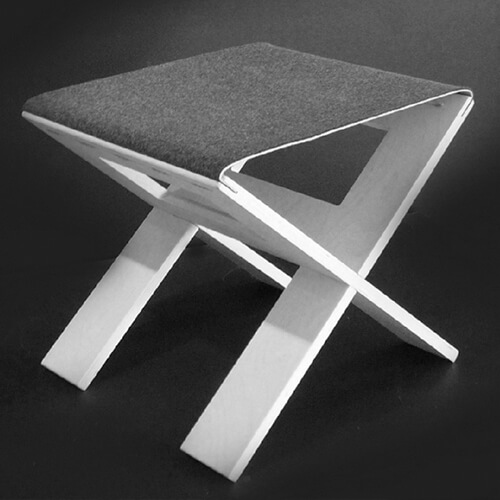 Katrin Kabun Sari REHE on inspireeritud vanast rehetoa mööblist