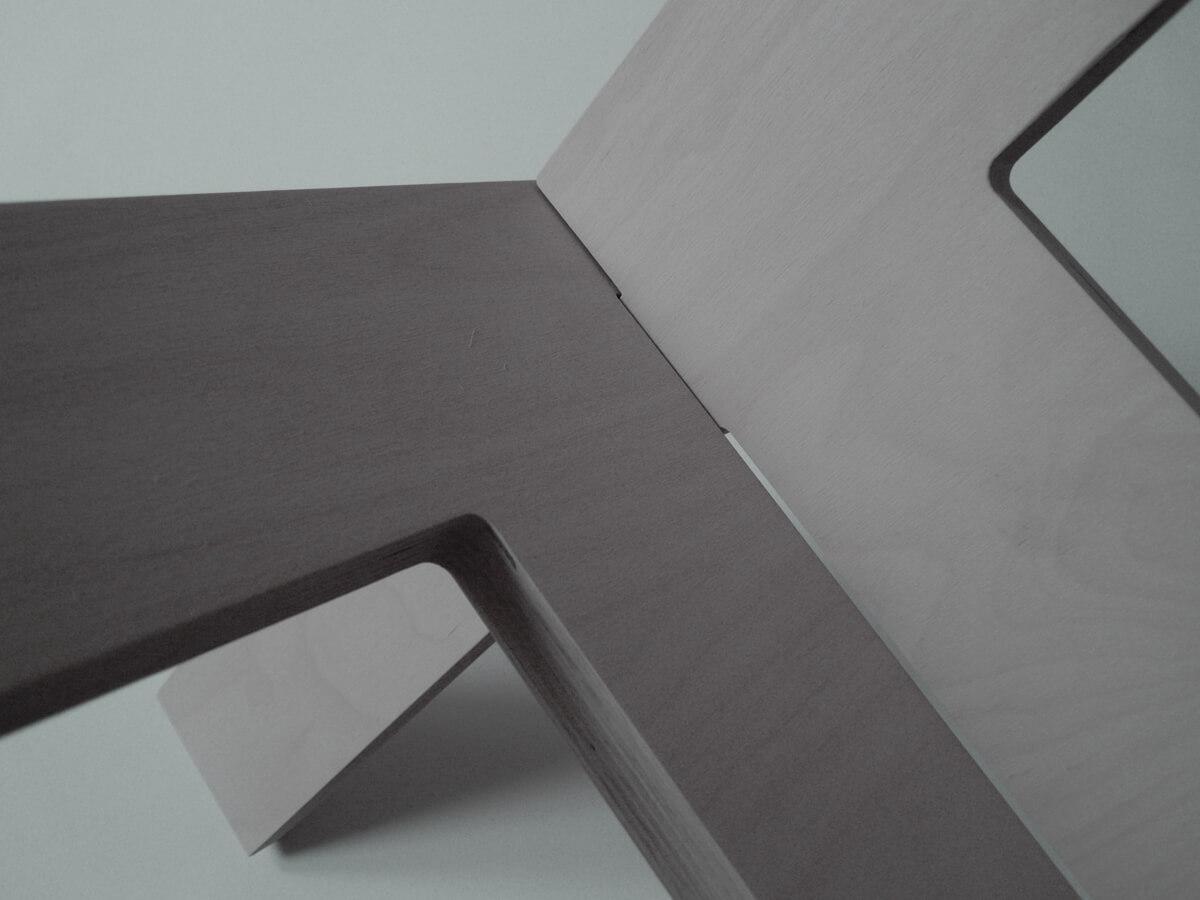 Detail fastener without fastener