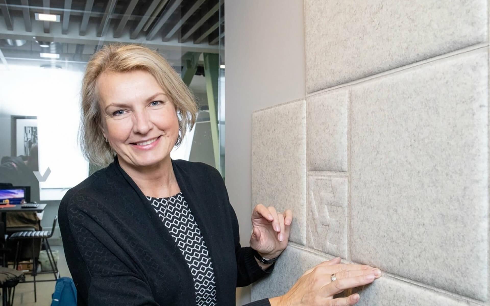 Artikkel Eesti Päevalehes Mis juhtus lambavillaga Eestis visatakse 90% villa ära või maetakse maha - Katrin Kabun