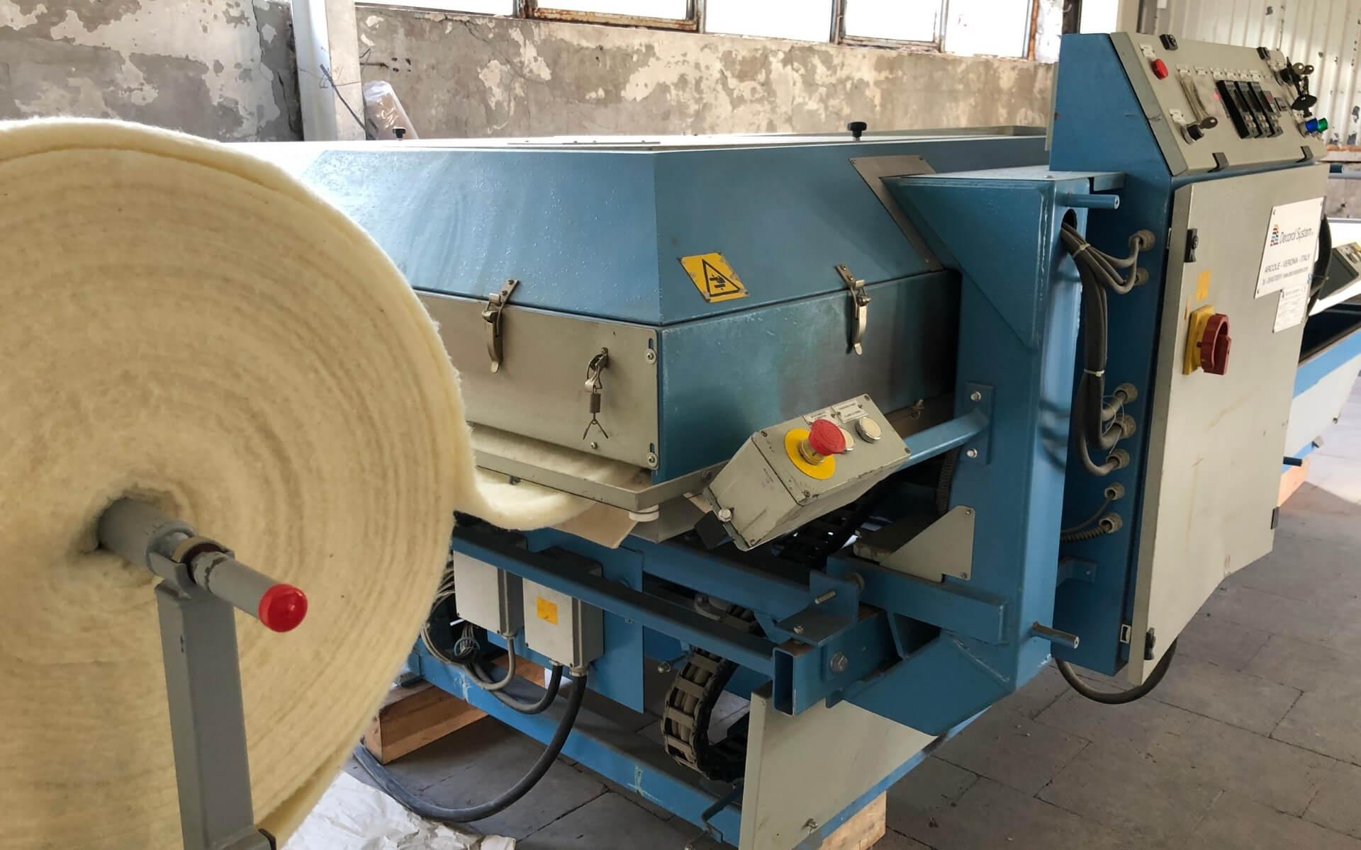 Katrin Kabun Tootmisprotsessi arendus OÜ Woola Paldiski tehases