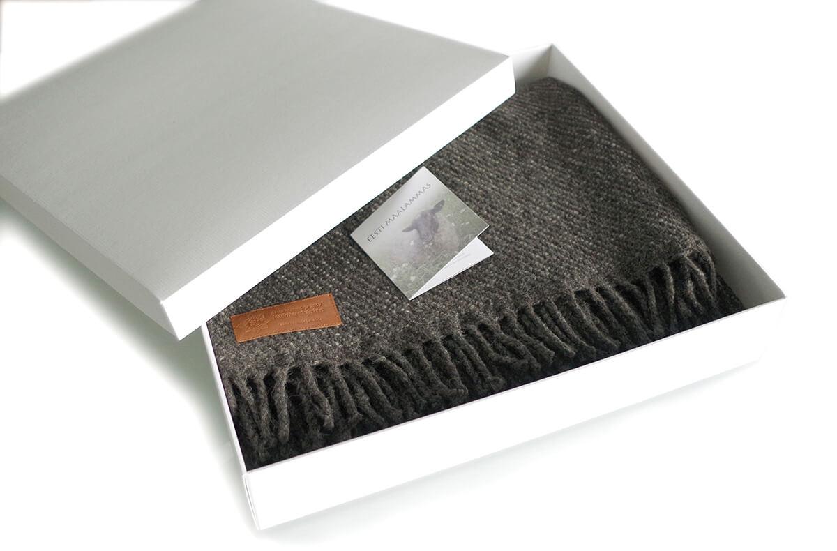 Katrin Kabun Kingitused on pakitud spetsiaalselt tellitud käsitöökarpidesse
